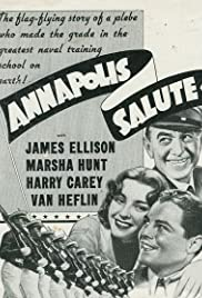 Annapolis Salute Poster