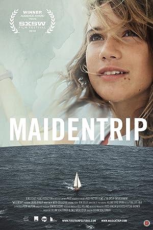 Maidentrip film Poster