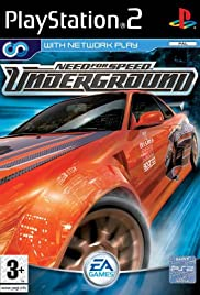 Need for Speed: Underground Poster