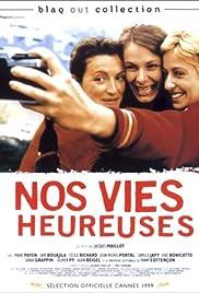 Nos vies heureuses Poster