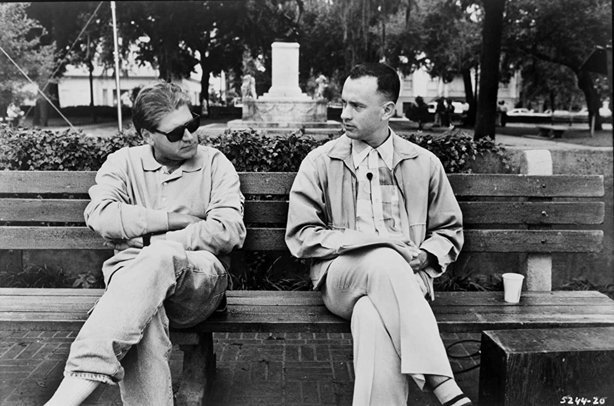 Image result for forrest gump sorry i ruined your