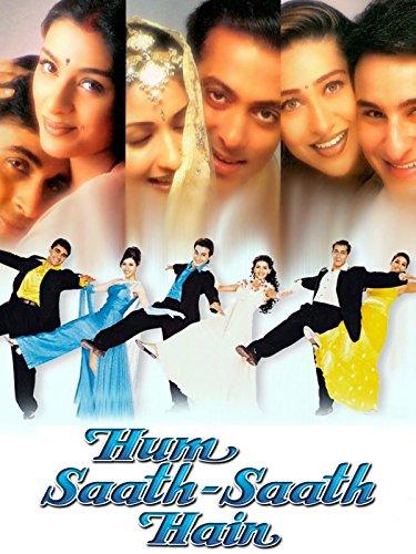 Hum Saath – Saath Hain 1999 Hindi 720p HDRip x264 1.3GB