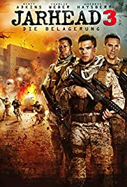 Jarhead 3: The Siege (2016) Poster - Movie Forum, Cast, Reviews