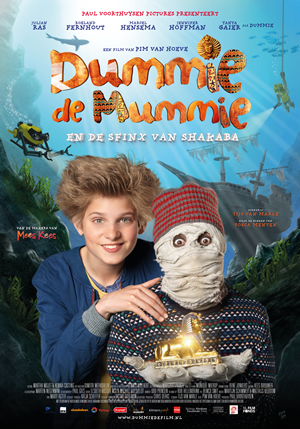 Dummie the Mummy and the Sphinx of Shakaba (2015) 720p HEVC BluRay x265 300 MB