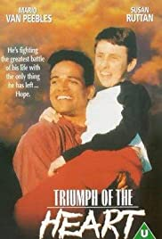 A Triumph of the Heart: The Ricky Bell Story Poster