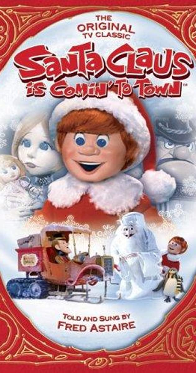 Santa claus is comin 39 to town tv movie 1970 imdb for Classic full house quotes