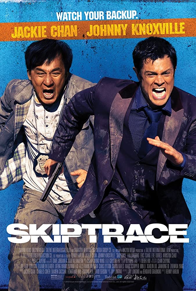 Skiptrace 2016 720p WEB-DL Dual Audio Hindi(Cleaned) + English Watch Online Free Download At Movies365