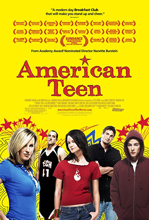 For This Movie American Teen 83