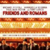 Paul Ben-Victor, Anthony DeSando, Armen Garo, Michael Rispoli, Tony Sirico, and Charlie Semine in Friends and Romans (2014)
