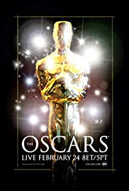 The 80th Annual Academy Awards Poster