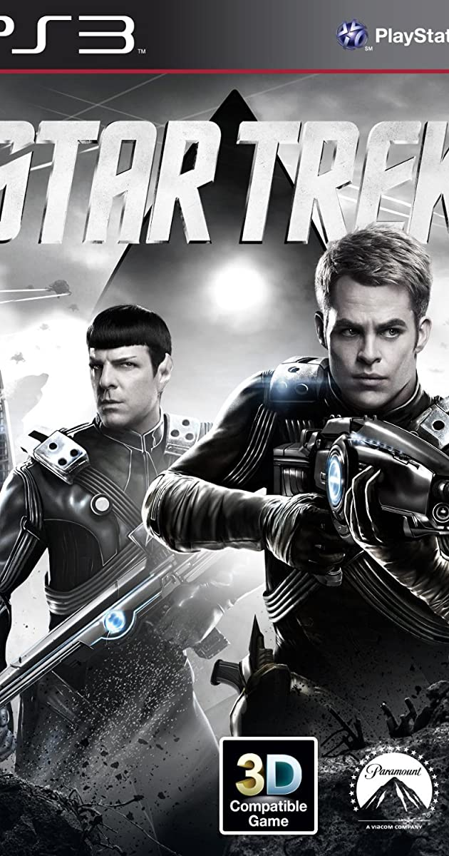 Star Trek Video Game
