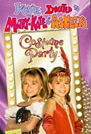 You're Invited to Mary-Kate & Ashley's Costume Party Poster