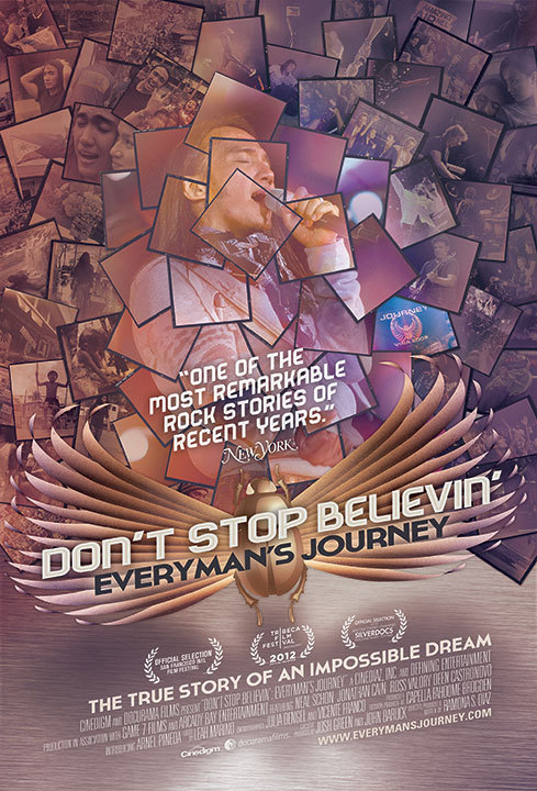 Don't Stop Believin': Everyman's Journey (2012) - IMDb