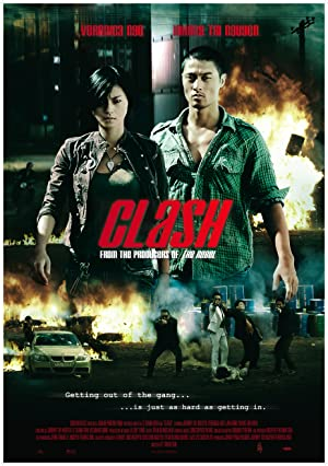 Clash Bay Rong  2009 Movie Poster