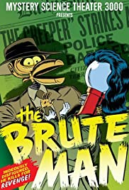 The Brute Man Poster