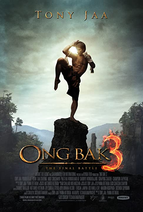 Ong Bak 3 [2010] 1080p Audio English