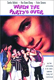 When the Party's Over(1993) Poster - Movie Forum, Cast, Reviews