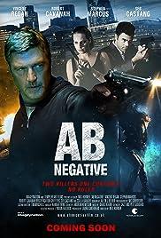 AB Negative Poster