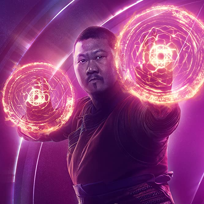 Benedict Wong in Avengers: Infinity War (2018)
