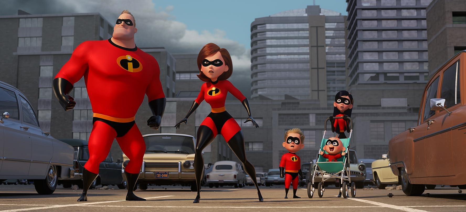 Rodinka úžasných 2 (2018)