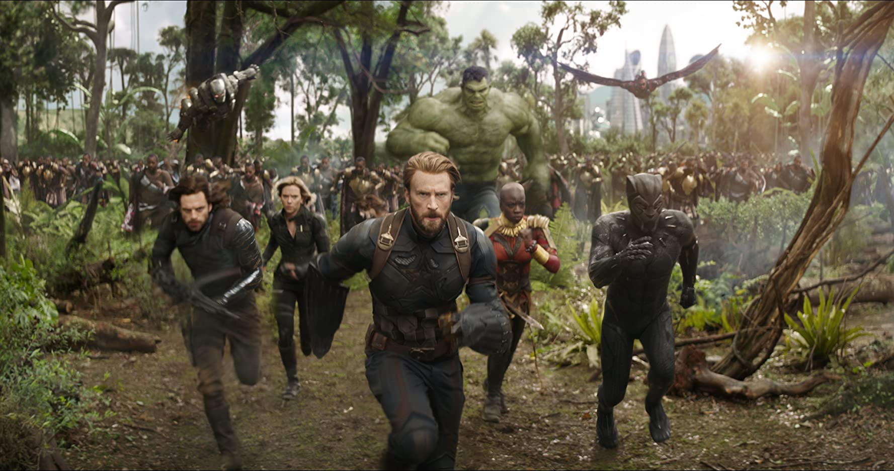 Movie Review - Avengers: Infinity War, a love letter to the fans