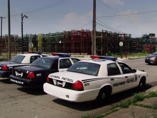 "Imdb Cars: ""Top Gear USA"" Police Cars (TV Episode 2012)"