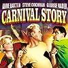 Anne Baxter, Lyle Bettger, and Steve Cochran in Carnival Story (1954)