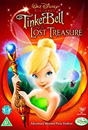 Tinker Bell and the Lost Treasure (2009) Hindi Dubbed [BRRip]