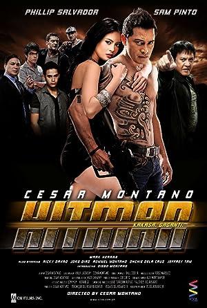Hitman film Poster