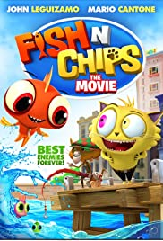 Fish N Chips: The Movie Poster