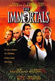 The Immortals(1995) Poster - Movie Forum, Cast, Reviews