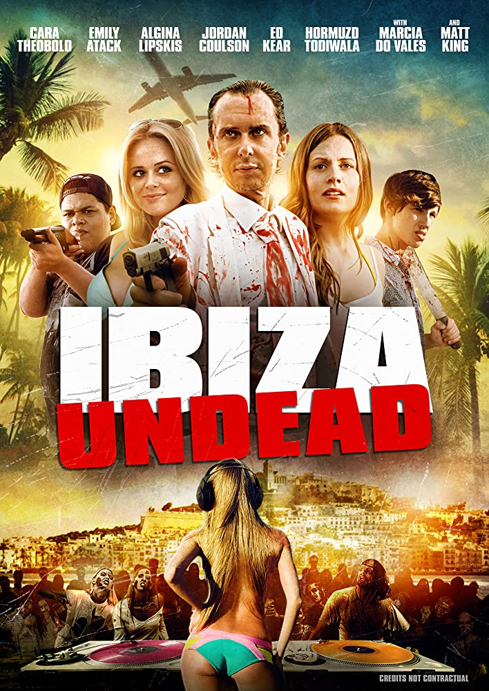 18+ Ibiza Undead A.K.A. Zombie Spring Breakers 2017 English 720p HDRip x264 750MB