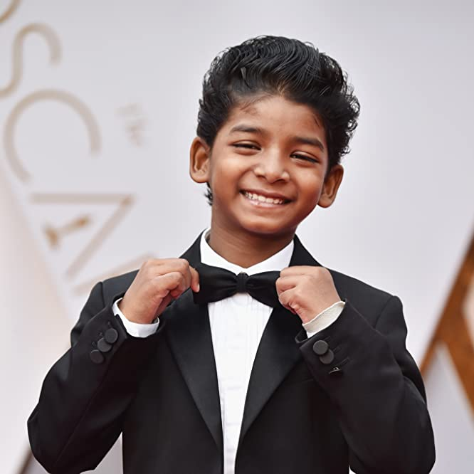 Sunny Pawar at an event for The Oscars (2017)