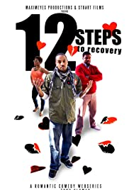 12 Steps to Recovery Poster