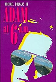 Adam at Six A.M. Poster