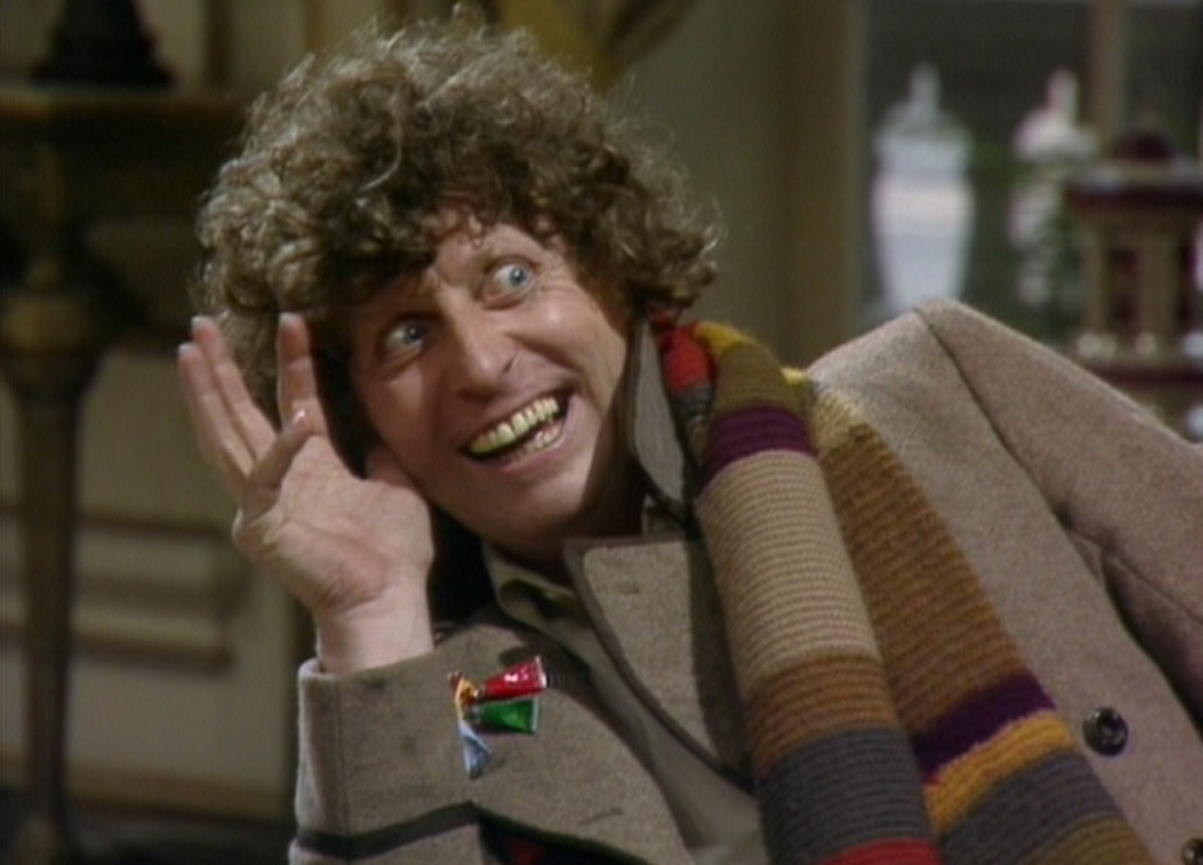 Tom Baker in Doctor Who (1963)