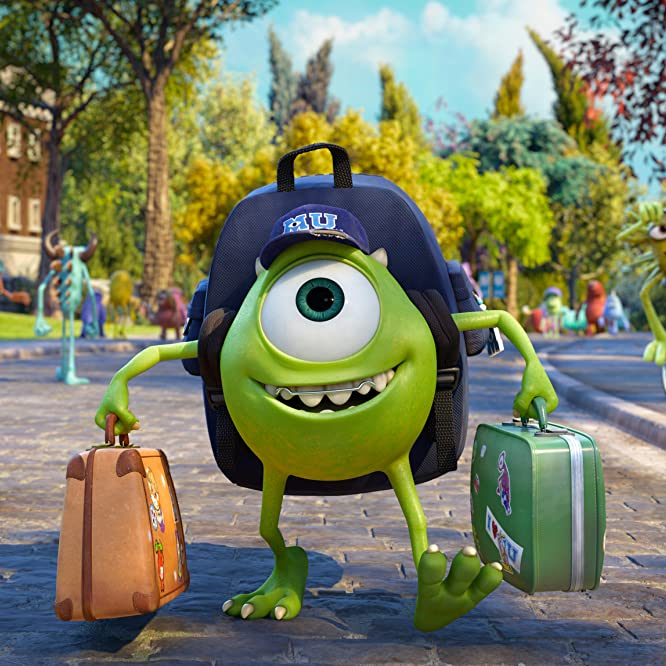 Billy Crystal in Monsters University (2013)