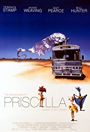 The Adventures of Priscilla, Queen of the Desert Poster