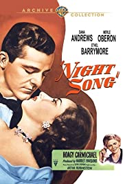 Night Song (1947) Poster - Movie Forum, Cast, Reviews