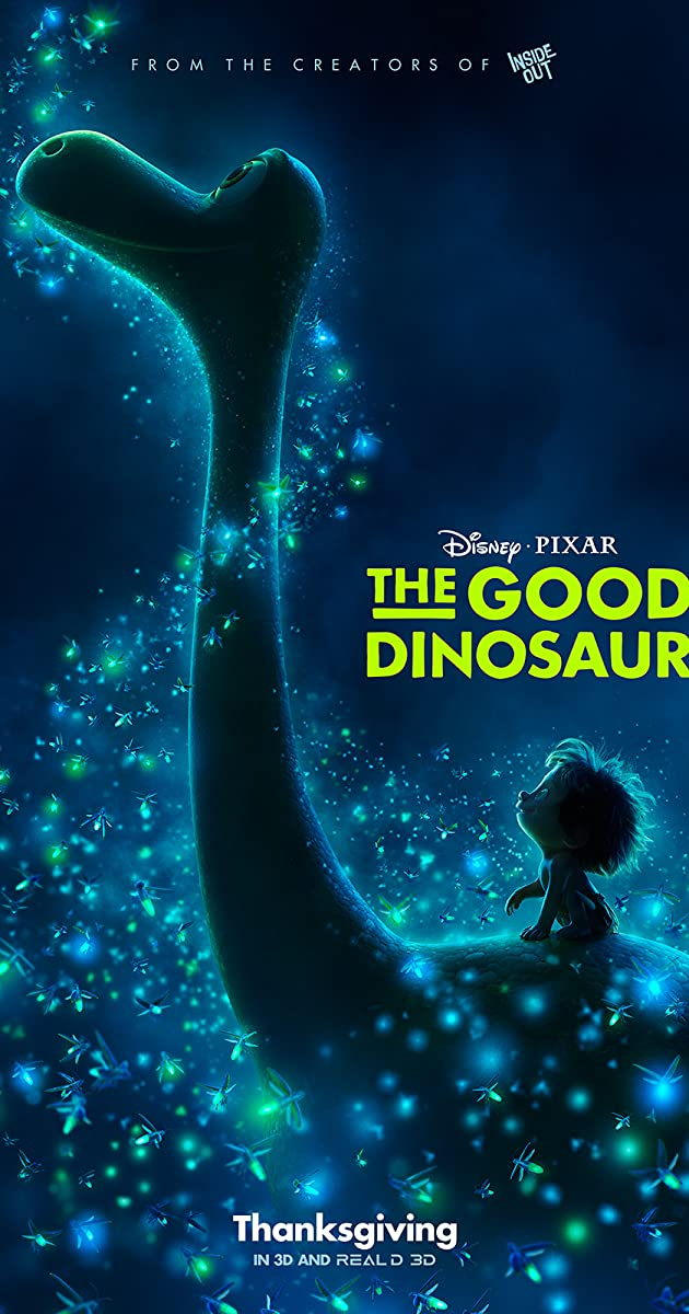 The Good Dinosaur 2015 Imdb