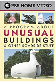 A Program About Unusual Buildings & Other Roadside Stuff Poster