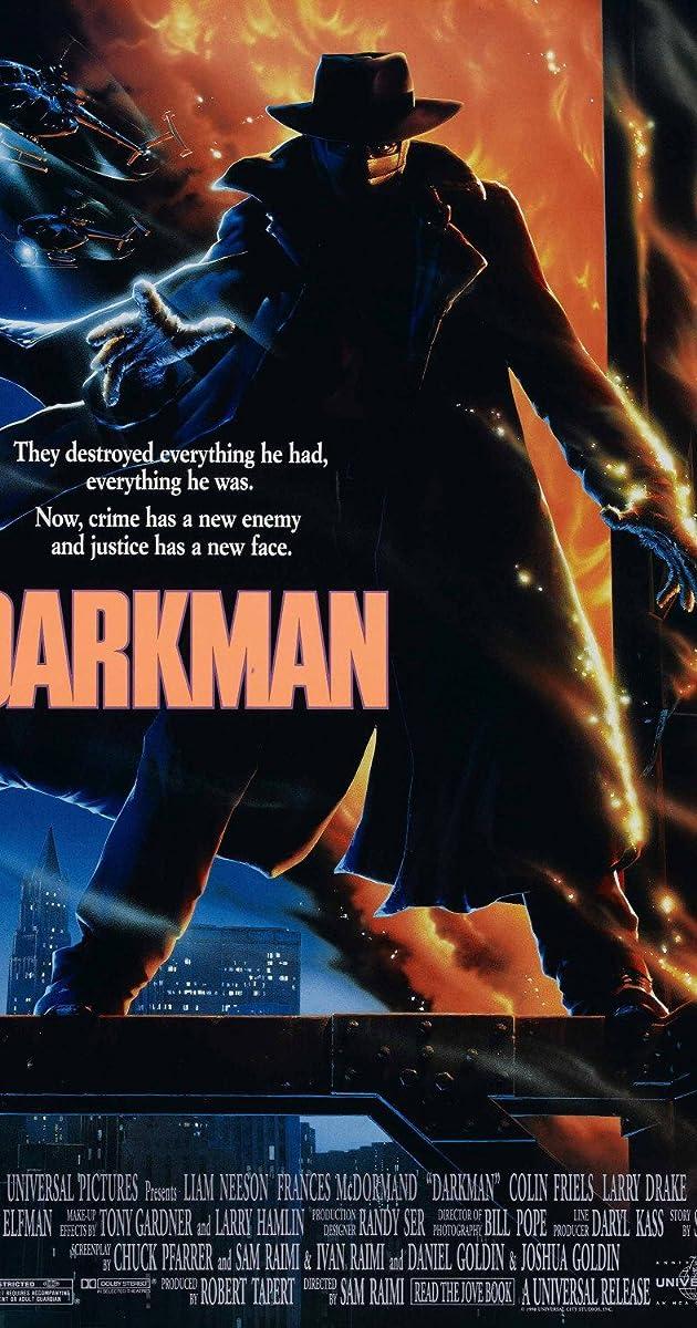 Darkman (1990) - IMDb