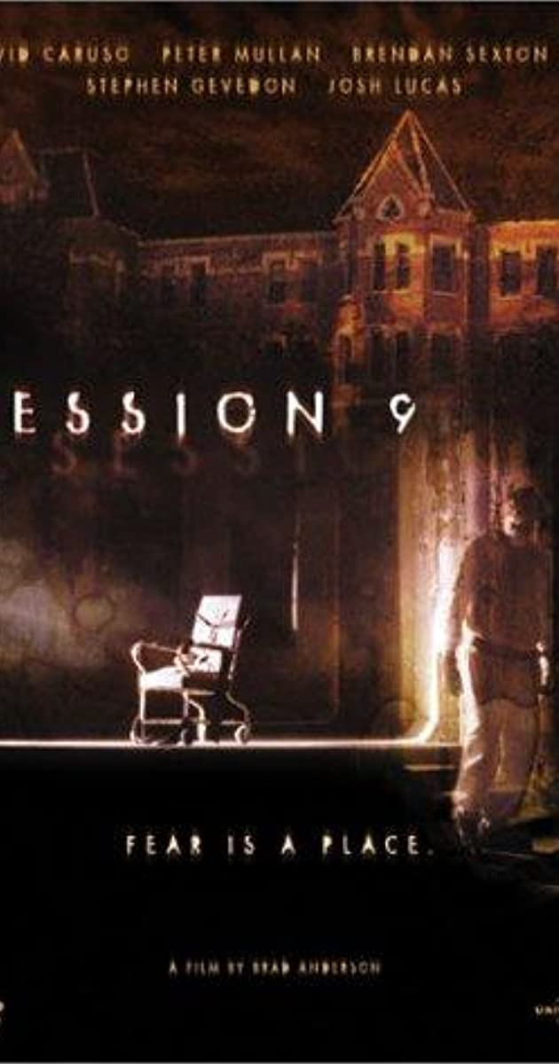 Mental illness analysis of film session 9 2001