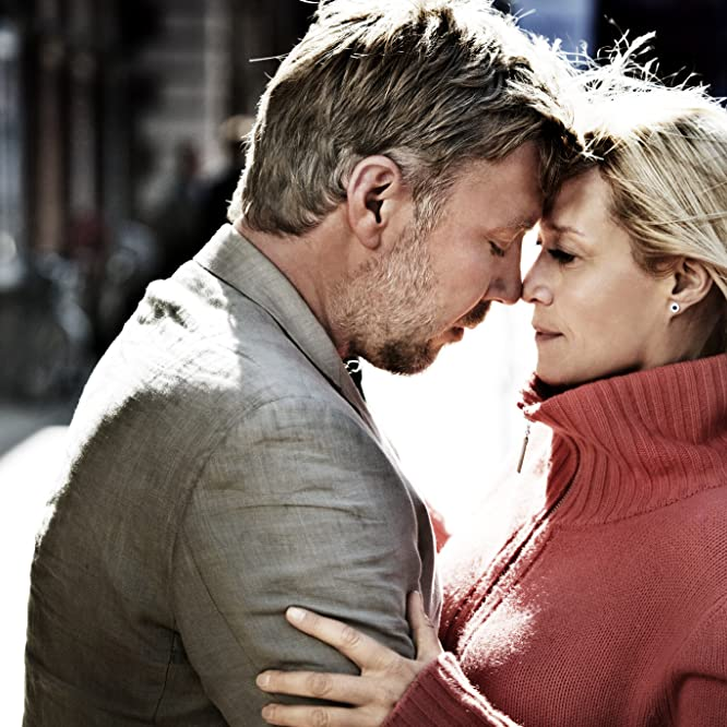 Trine Dyrholm and Mikael Persbrandt in In a Better World (2010)