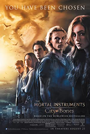 The Mortal instruments Poster
