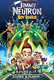 Jimmy Neutron: Boy Genius Poster