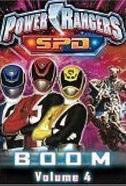 Power Rangers S.P.D. Poster