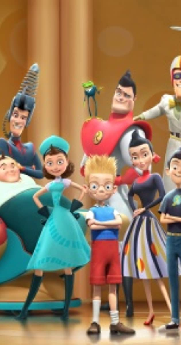 watch meet the robinsons primewire walking