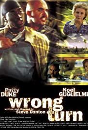 Wrong Turn(2003) Poster - Movie Forum, Cast, Reviews