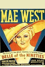 Belle of the Nineties Poster